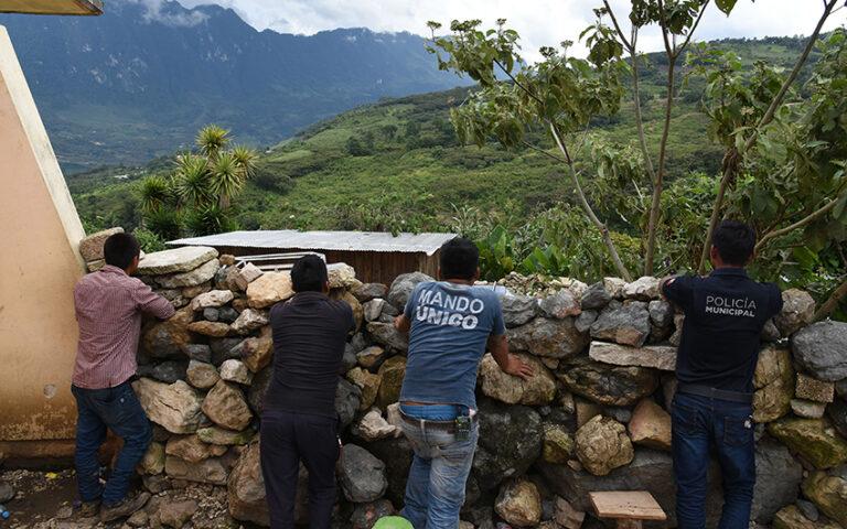 Aldama, Chiapas, vive amenazada por paramilitares