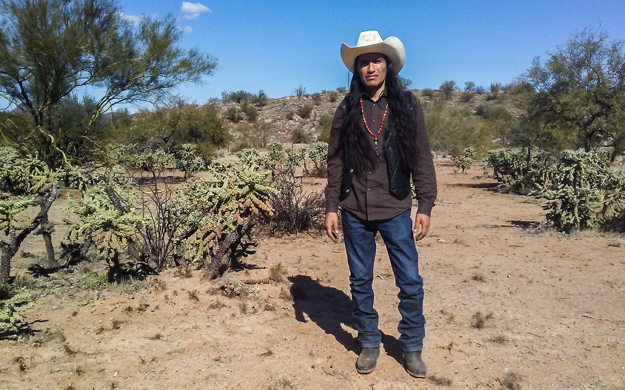Apaches, vivos y presentes en el México del siglo XXI