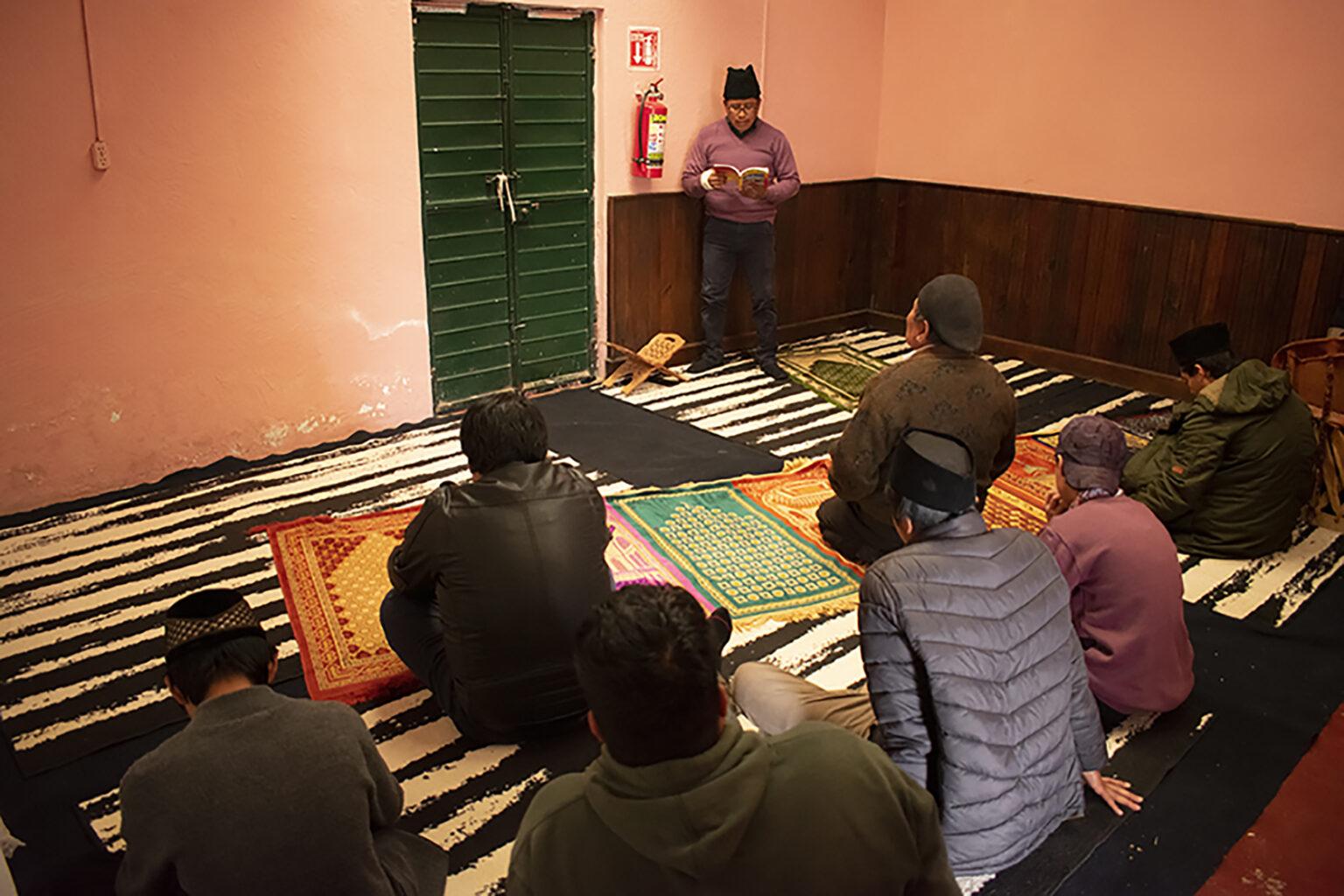 Los musulmanes de Chiapas están haciendo el Ramadán